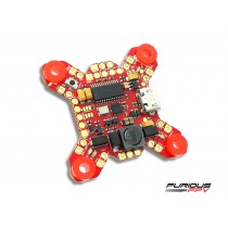 Furious FPV Fortini F4 OSD 32khz flight controller