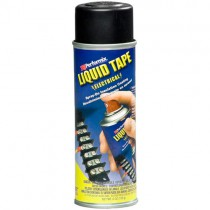 Plasti Dip Liquid Tape Black 177ml spray