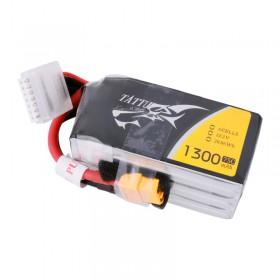 TATTU 1300mAh 6S 22.2V 75C LiPo Battery