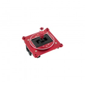 FrSky M9-R Hall Sensor Gimbal for Racing in red