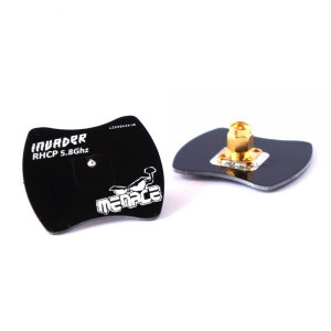Menace Invader 5.8Ghz CP Patch FPV Receiver Antenna