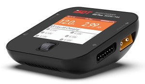 ISDT Q6 Pro Smart Charger 300W Black